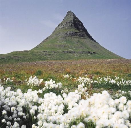 Der Kirkjufell auf Snaefellsnes / Island