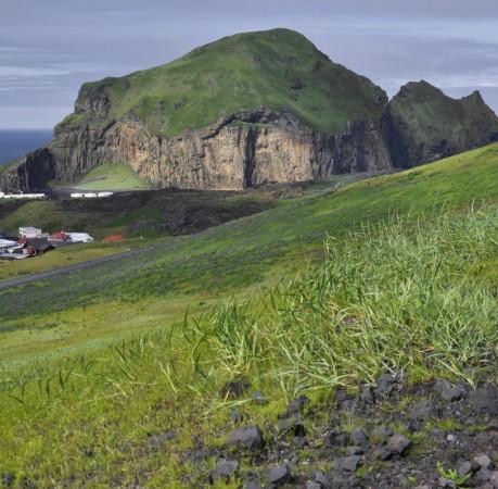 Foto von Heimaey Westmännerinseln Island