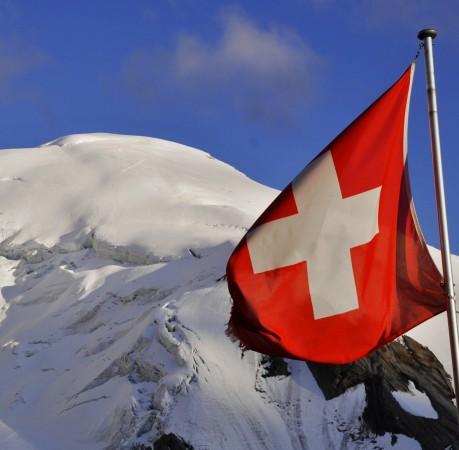 Foto der Weismies (4023m) im Schweizer Wallis