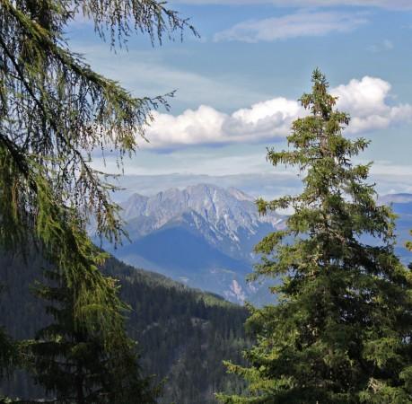 Foto vom Meraner Land bei der Wanderwoche in Südtirol