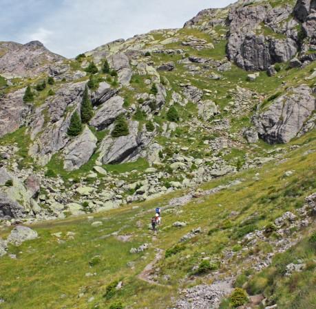 Foto bei der Gipfeltour zum Hirzer | Wanderwoche in Südtirol