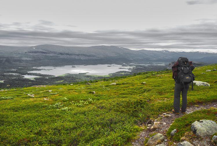 Schweden Trekking Kebnekaise