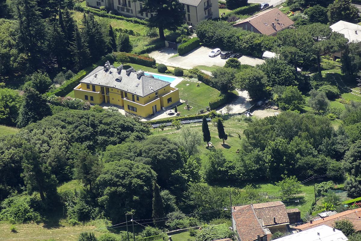 Klettersteig Comer See : Klettersteige über dem comer see carpe diem