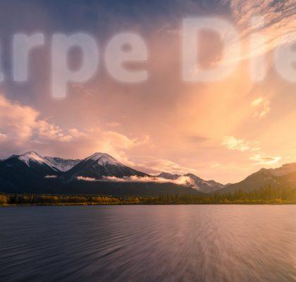 Frage: Was heißt Carpe Diem? Antwort: Nutze den Tag. Die Interpretation bleibt jedem individuell freigestellt. (Bild: Unsplash.com)